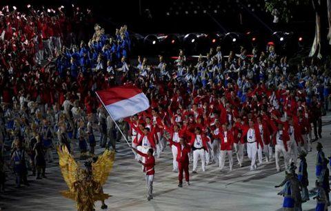 prestasi di Olimpiade Tokyo 2020