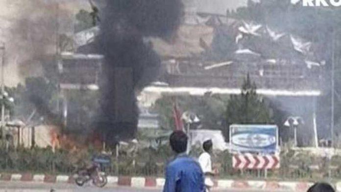 Bom Meledak di Bandara Afganistan 26 Agustus 2021