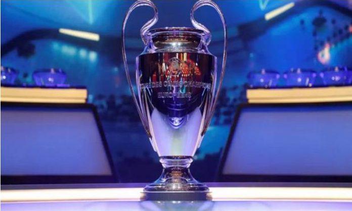 Drawing Liga Champion 2021-2022