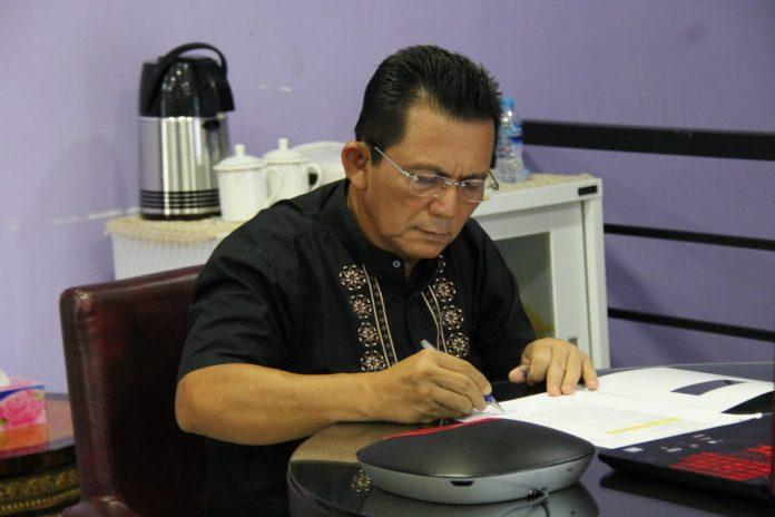 Gubernur Kepri Ansar Ahmad dan PPKM Level 2