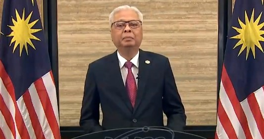 Ismail Sabri Yaakob PM Malaysia