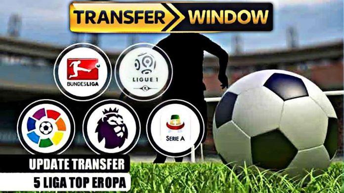 Lima Transfer Terbesar Liga Bola 2021