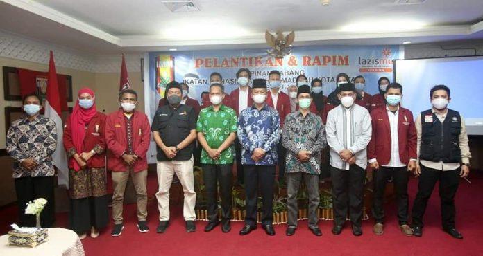 Mahasiswa Muhammadiyah Batam
