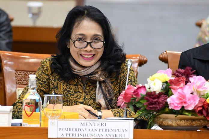 Menteri Bintang Puspayoga dan PP Perlindungan Anak