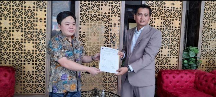 Chairman Avava Group Timothy Tarman Daftar Jadi Calon Ketua BPD PHRI Kepri