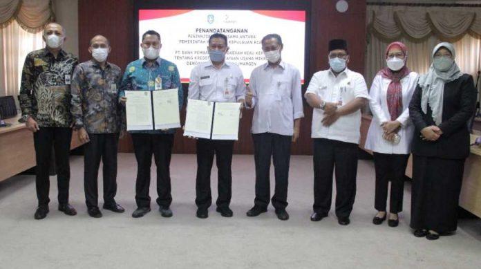 Bank Riau Kepri untuk UMKM