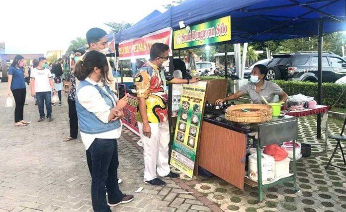 Bazar Ambyar 3 bertempat di Mall Botania 2 Batam Center
