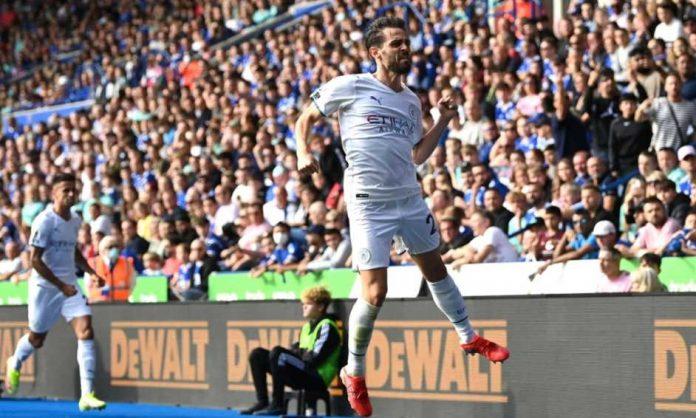 Bernaldo Silva Manchester City