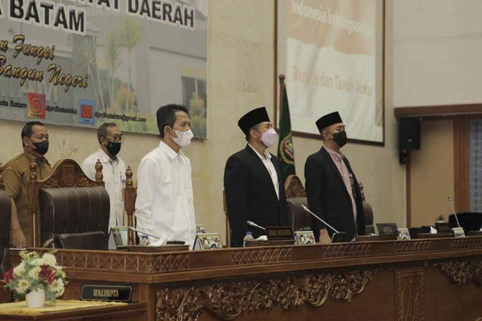 DPRD Batam Sepakat Bentuk Pansus Perubahan Pajak dan Retribusi Daerah