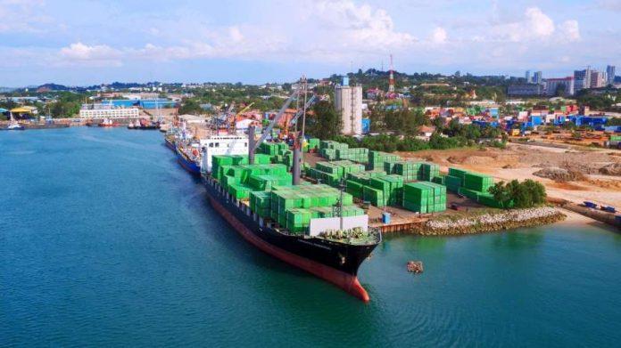 Ekspor Impor BP Batam 2021