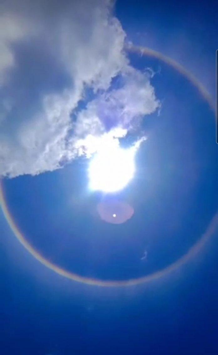 Fenomena matahari cincin