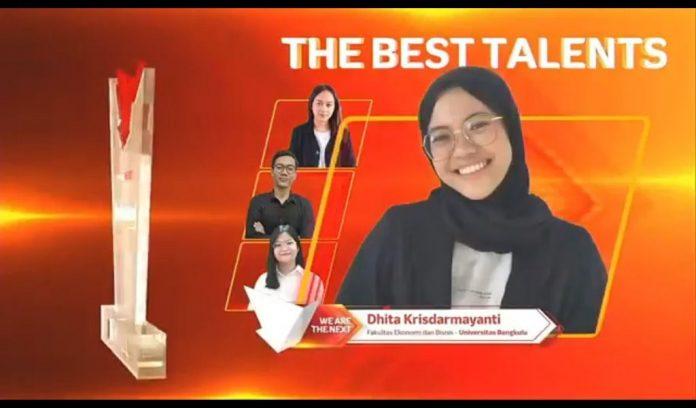 Mahasiswa Lampung Dhita IndonesiaNEXT