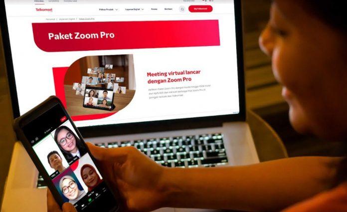 Paket Zoom Pro Telkomsel