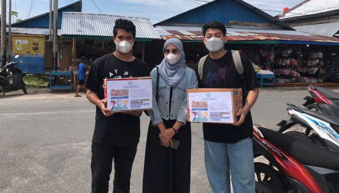 Pelajar Yogyakarta di Lingga