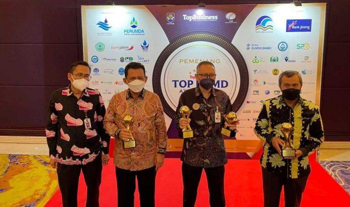 Penghargaan Bank Riau Kepri