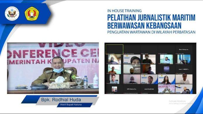 Rodhial Huda Natuna Gerbang Maritim