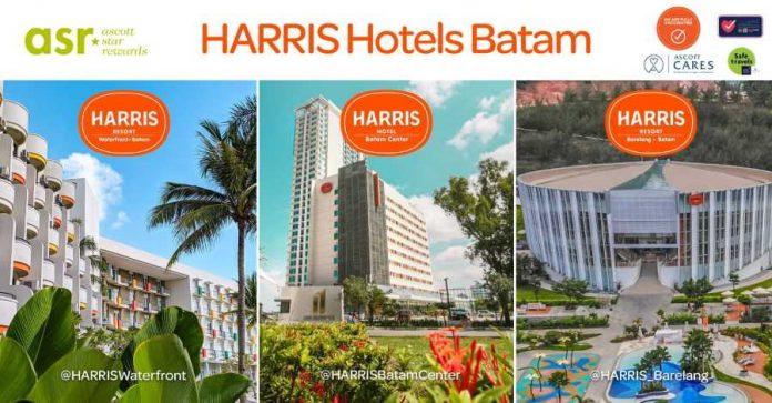 Promo Tiga Hotel Harris Hotel Batam