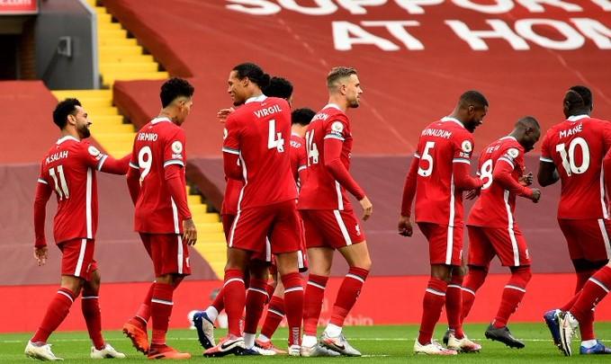 Skuad Liverpool 2021