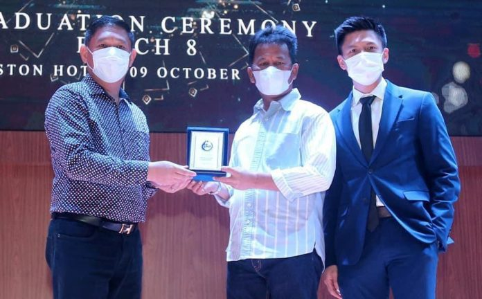 Graduation Ceremony SMT Cuisine & Pattisserie School, Rudi Yakin Pariwisata Bangkit