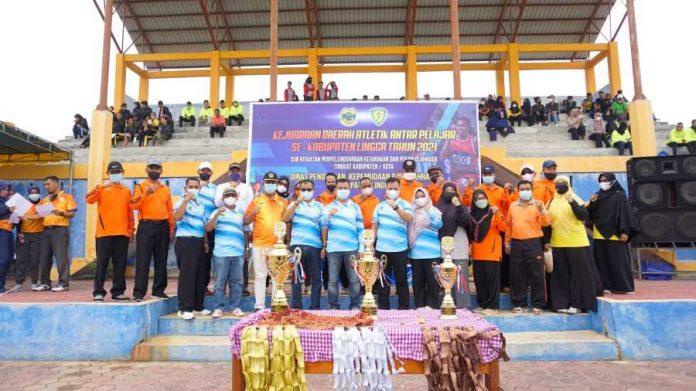 Kejuaraan Daerah Kejurda Atletik Lingga