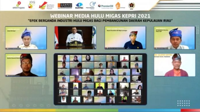 Kontraktor Kontrak Kerja Sama Wilayah Kepulauan Riau bersama SKK Migas