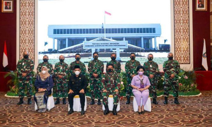 Marskal TNI Hadi Tjahjanto di Kepri