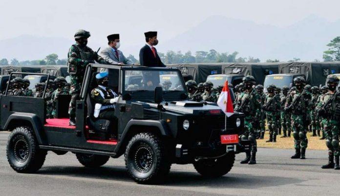 Pasukan Komponen Cadangan Indonesia